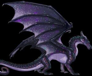 star dragon, galaxy dragon, and nebula dragon image