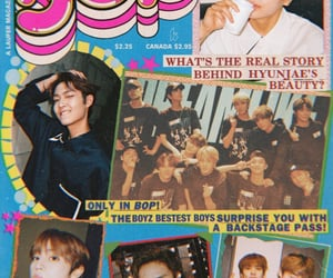 edit, magazine, and retro image