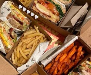 food, girl, and like image