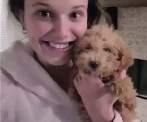 millie bobby brown and discover image