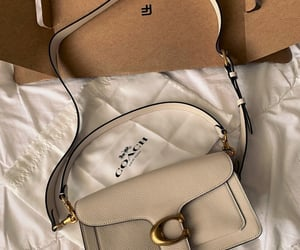 bags, model, and romance image