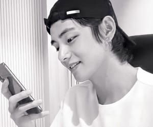 kpop, kim taehyung, and bighit. bts image