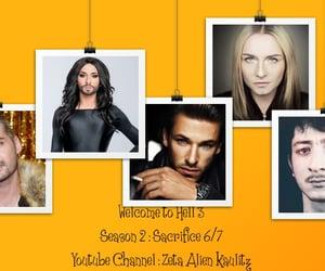 bill kaulitz, celebrities, and characters image