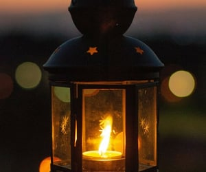 candle, lantern, and light image