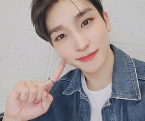 my baby, lee sangyeon, and the boyz image