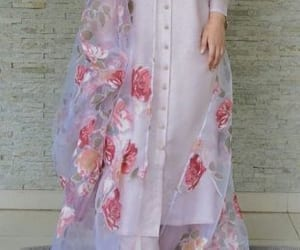 summer wear, pastel shades, and ethnic wear image