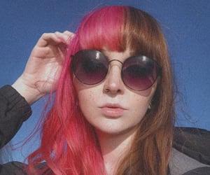 pink, tumblr girl, and égirl image