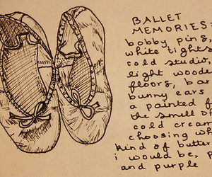 ballet and memories image
