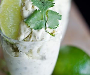 cilantro, dessert, and herb image