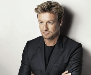 actor, beautiful, and simon baker image