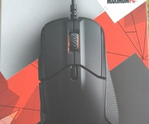 wired and gaming mouse image