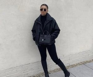 black, fashion, and inspiration image