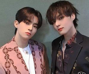 kpop, subin, and sejun image