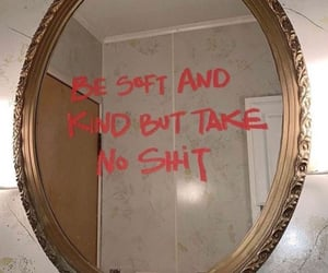 quotes, mirror, and aesthetic image