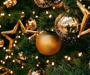 holiday, ornaments, and christmas image