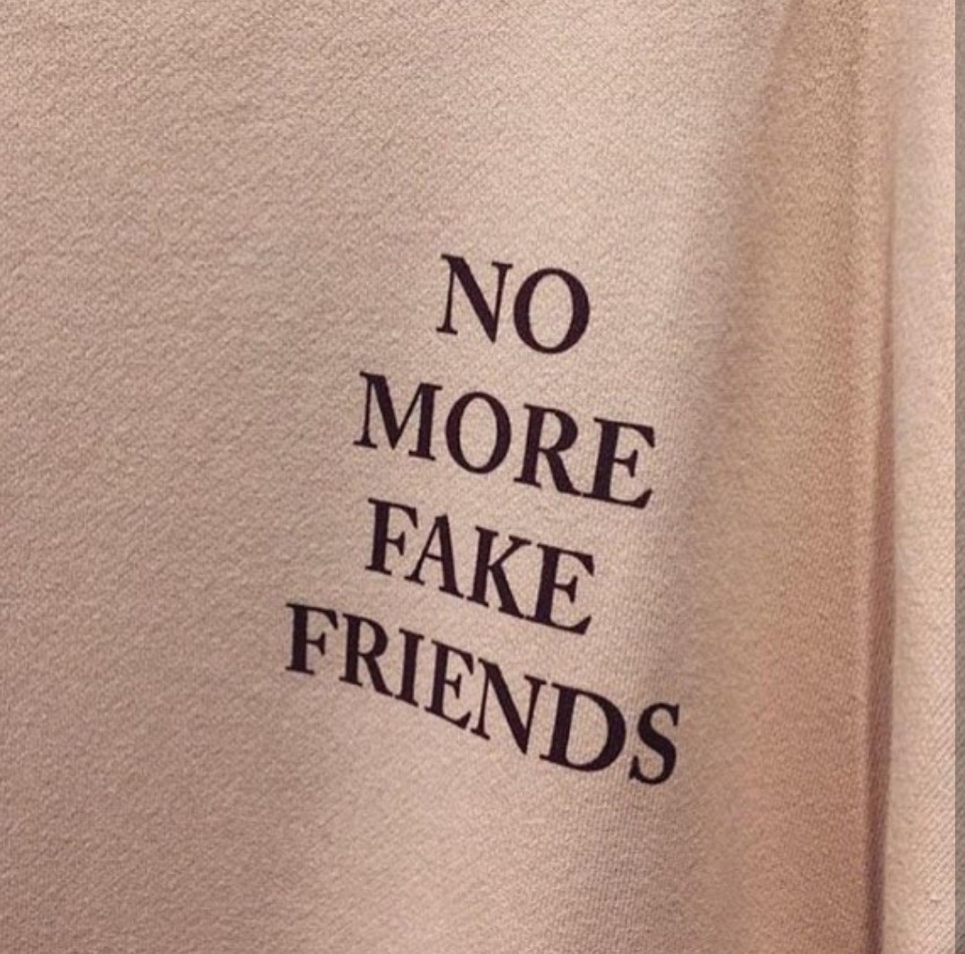 aesthetic, music, and fake friends image