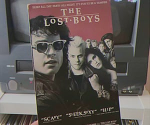 80s, michael, and the lost boys image