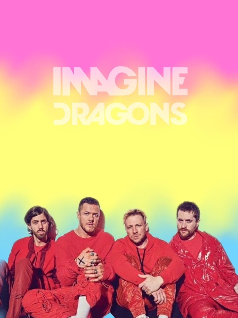 edit, pan, and imagine dragons image