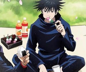 anime, anime boy, and jjk image