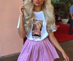 instagram, pfp, and blonde image