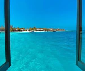 travel, Maldives, and nature image