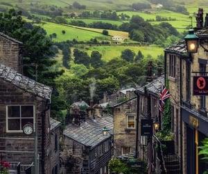 haworth and england-uk image
