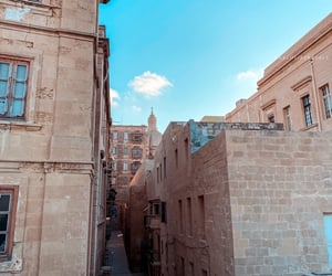 aesthetic, malta, and pink image