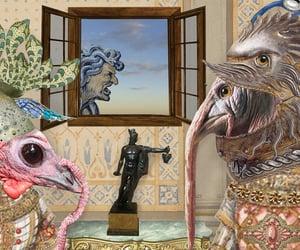 cartoons, comic art, and turkeys image