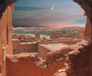 landscape, morocco, and photography image