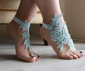 etsy, weddings, and beach shoes image