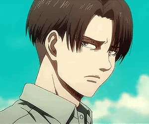 anime, anime boy, and attack on titan image