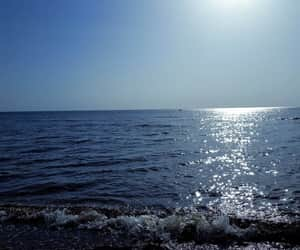 sea, day, and summer image
