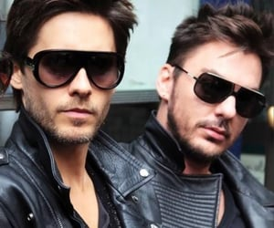 30 seconds to mars, shannon leto, and band image