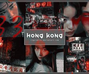 coloring, filter, and hong kong image