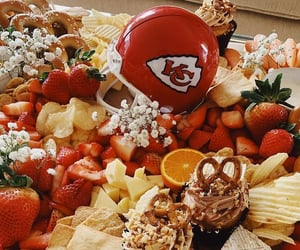 chips, photography, and kc chiefs image