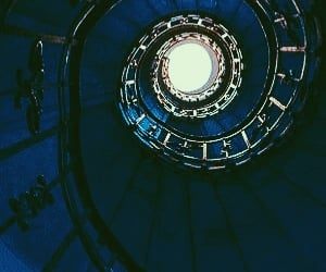 architecture, ravenclaw, and grand staircase image