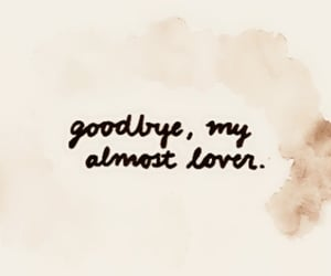 love, lovers, and quotes image