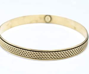 etsy, ribbed, and vintage jewelry image