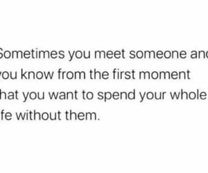 first, meet, and moment image