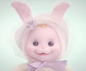 bunny, melanie martinez, and crybaby image