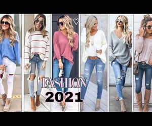 casual, mujer, and outfits image