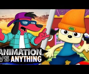 parappa the rapper, video, and erb image