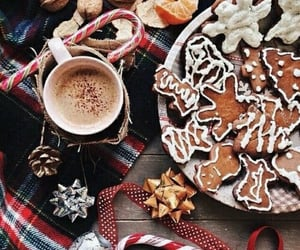 breakfast, december, and dessert image
