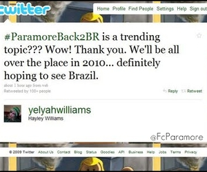 hayley, paramore, and yelyahwilliams image