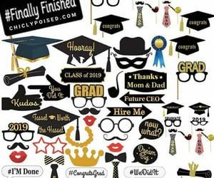 fiesta, recibida, and graduacion image