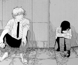 crying, sadness, and anime image