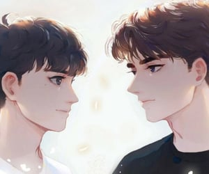 Boys Love, wallpaper, and manhua image