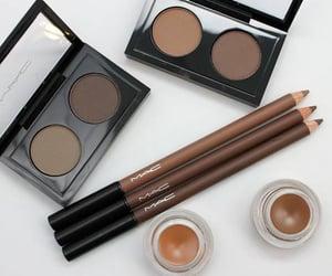 eyebrows, makeup, and cosmetics image