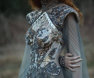armour, drees, and coture image