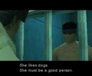 dogs, video game, and girl image